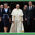 JMJ - Cracovie 2016. Programme complet de la visite du Pape François en <b>Pologne</b> et aux JMJ