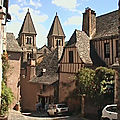 Flâneries à Conques-en-Rouergue – Aveyron