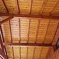 Une maison en bois à Taussat (33138)