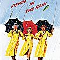 Fishin'in the rain