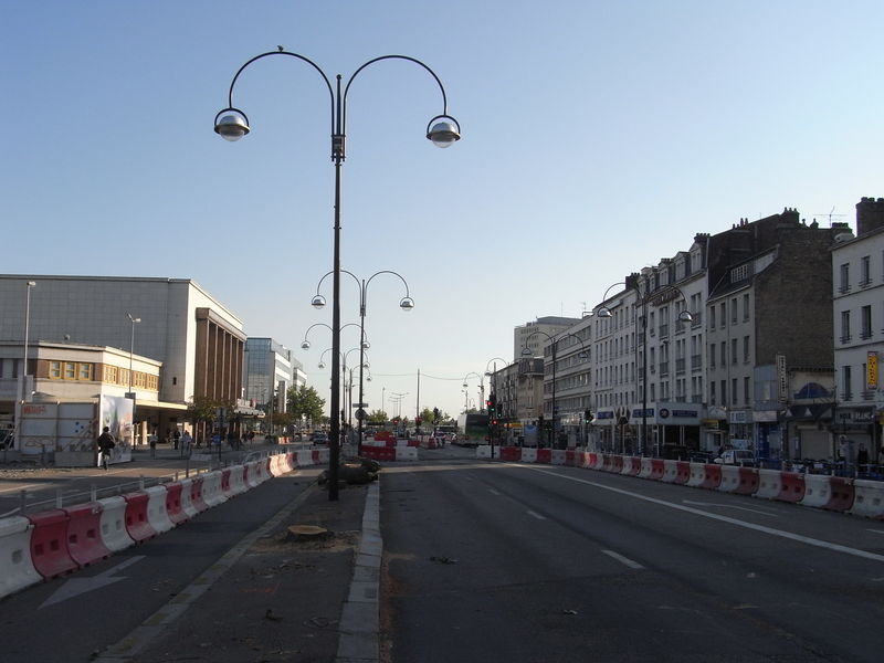Tramway : En direct du chantier - Page 2 56130077
