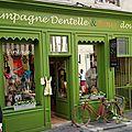Campagne Dentelle & <b>Roux</b> doudou Honfleur Calvados mode vintage