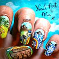 Nail art p