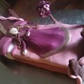 GATEAU LA BELLE AUX BOIS <b>DORMANTS</b> INSPIREE DE DEBBIE BROWN