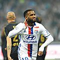 <b>But</b> Lyon vs Montpellier <b>vidéo</b> <b>but</b> Lacazette !