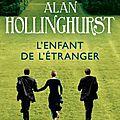 L'enfant de l'étranger d'Alan Hollinghurst