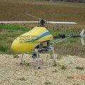 les drones hélicoptères