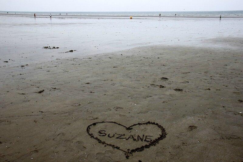 7-Hommage Grand-Mère, Coeur, Normandie, plage_4735