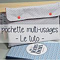 <b>pochette</b> multi-usages [tuto]