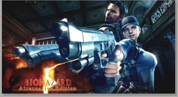 Resident Evil 5 : Alternative Edition