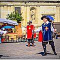 <b>Mousquetaires</b> du Roi – <b>Mousquetaires</b> de Richelieu, Rivalité