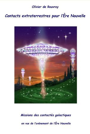 Couverture Contacts extraterrestres