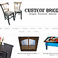 Custom' Bricol' Boutique
