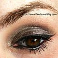 EOTD N°54: ILLUSOIRE CHANEL FEAT SIDECAR URBAN DECAY