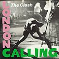 27/45 - Jimmy Jazz - The Clash (<b>1979</b>), London Calling - Collectif & Serge CLerc (2009), Satta Massagana - The Abyssinians (1976)