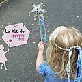 ★ DIY ★ Le Kit de Petite Fée