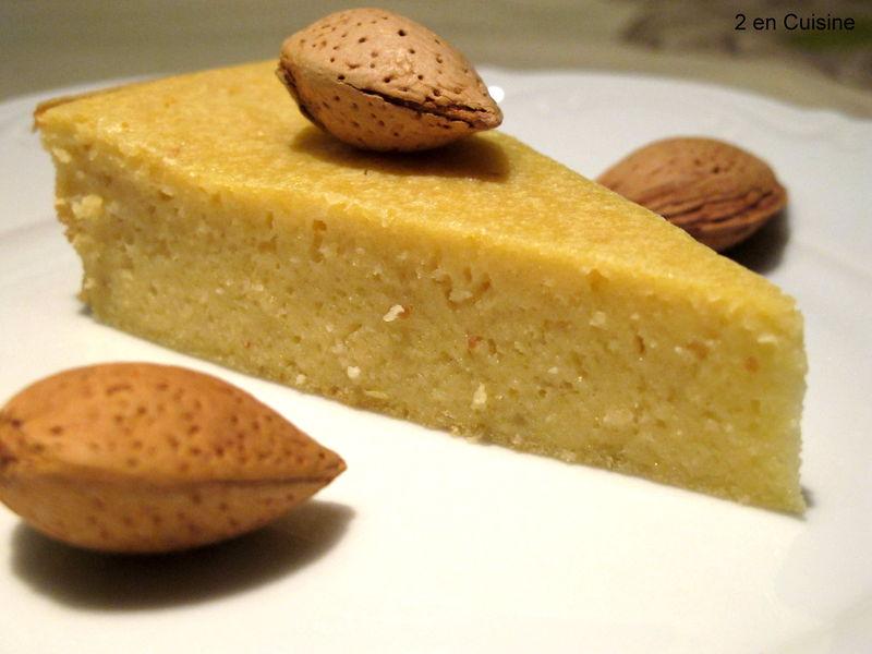 cake au poudre d'amande – arts culinaires magiques