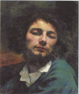 courbet_pipe1846