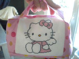 mini valisette Hello Kitty 70166720_p