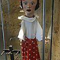 Marionnettes au <b>Musée</b> des Ardennes à Charleville-Mézières le 10 juillet 2017 (1)