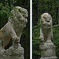 Le <b>lion</b> bavarois
