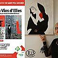 Exposition à St Pol sur Mer: vernissage