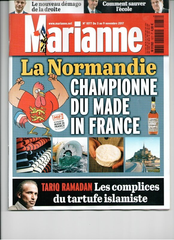 MADE IN FRANCE: Les Léopards normands font… cocorico !
