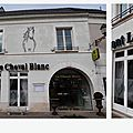 Prsentation du <b>Cheval</b> Blanc...