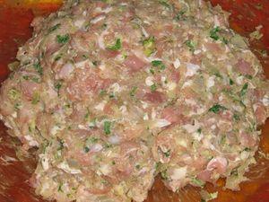 recettes  cuisses de poulet farcies