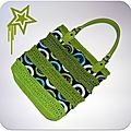 <b>Madame</b> <b>fait</b> du <b>crochet</b> - Dfi 1 : LE SAC