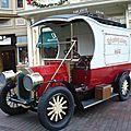 <b>FORD</b> Model T Main Street Deliveries Truck Réplica par Severn Lamb