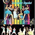 Les années <b>légendes</b> : la musique des années 60