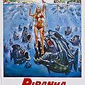 Piranhas - 1978 (Dents de rasoir)