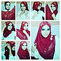 Style <b>hijab</b> révolutionnaire pour mariage– femmes voilée