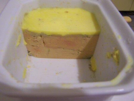 recettes  Toasts au foie gras et à la figue