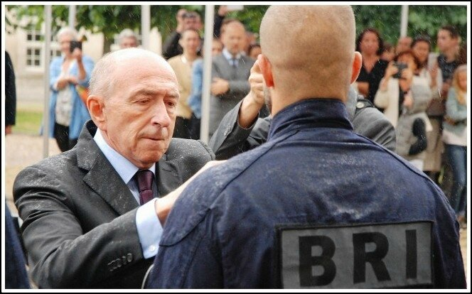 Collomb Police