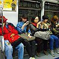 <b>Métro</b> à Séoul