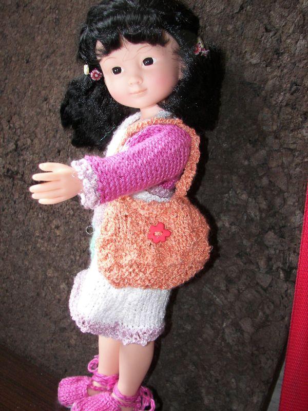 mes poupée asiatiques 65194910