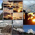 Petit coin de <b>ciel</b> du Lundi 18 Septembre : Mosaïque de nos <b>ciels</b>