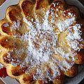<b>Gâteau</b> invisible aux pommes