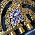 Main de Hamsa, dite Fatma