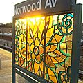 L'<b>art</b> s'affiche dans le métro New-Yorkais