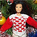 Barbie et autres poupées Mannequin de Ninao