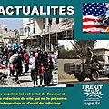 Lavrov : la France, le Royaume-Uni et les USA sont «directement impliqués» dans la guerre en Syrie