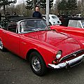 Sunbeam Alpine IV, 1964 à 1965