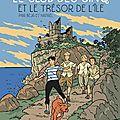 LE CLUB DES CINQ ET LE <b>TRESOR</b> DE L'ILE - ENID BLYTON.
