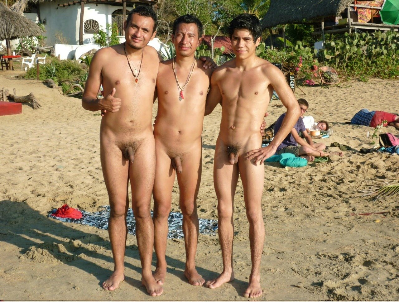 nude mexican resort boys