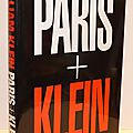 Paris + Klein - <b>William</b> Klein