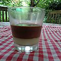 Panna Cotta 3 <b>chocolats</b>