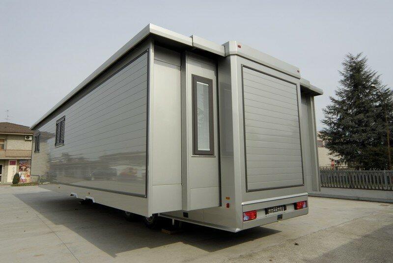 semi caravane americain vl. Black Bedroom Furniture Sets. Home Design Ideas